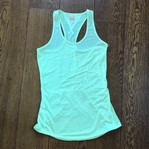 Lucy Tech Bright Racerback Athletic Tank